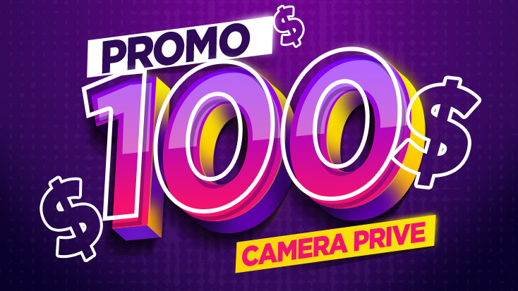 PROMO 100 - 10 days of daily prizes for performers and users!